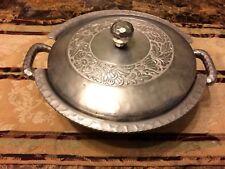 Vintage Everlast hand forged aluminum casserole dish 00006000