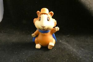 "2.75"" Linny Guinea Pig Wonder Pets Toy Figure 2009 Mattel"