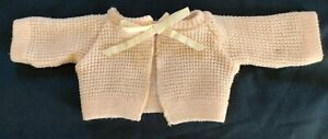 Vintage My Baby Beth Doll Original SWEATER ONLY Pink Fisher Price Replacement