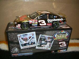 1/24 Action 2008 Dale Earnhardt Daytona 500 Win Gold Chrome