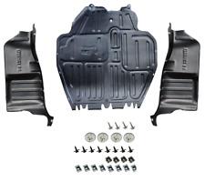 VW GOLF IV 1997-2005 PLAQUE COUVERCLE CACHE PROTECTION SOUS MOTEUR VW + SET NEU/
