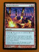 Molten Disaster MTG COMMANDER 2013