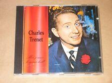 CD / CHARLES TRENET / MOI J'AIME LE MUSIC HALL / TRES BON ETAT