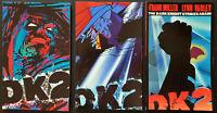 THE DARK KNIGHT STRIKES AGAIN (DK2) #1 2 3 NM+ 9.6 BATMAN FRANK MILLER DC 2001