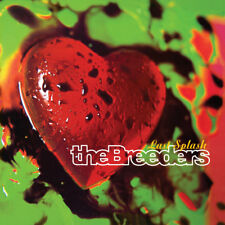 The Breeders LAST SPLASH 2nd Album 4AD RECORDS New Sealed Vinyl Record LP