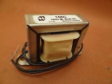 Hammond 156C Audio Choke . 150 Henry 8 MA . NOS . Unfinished Project