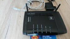 Avm Fritzbox 7270, DSL Router und Modem, VoIP, DECT, ISDN, WiFi +Stick, Repeater