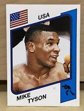 1987 Panini Supersport  Mike Tyson #153 U.K. (English) Version!🔥🔥