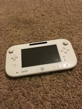 Working White Nintendo Wii U Replacement Gamepad Wireless Controller Tablet