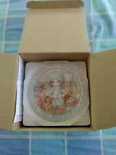 Precious Moments Decorative Plate, Numbered. Perfect Condition.