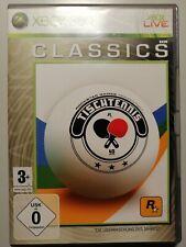 Tischtennis Xbox 360 USK 0 Rockstar Games