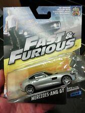 Fast Furious Mattel MERCEDES-AMG GT # 14 *