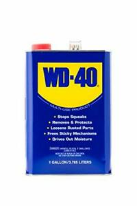 WD 40 Multi Use Lubricant Product Heavy Duty 1 Gallon Pack 1 High Performance