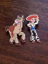 Disney Toy Story Jessie & Bullseye Pin-Pins