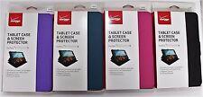NEW Original Verizon Tablet Case & Screen Protector For Ellipsis 8 Choose Color
