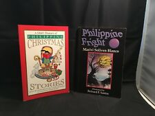 """Philippines"" Christmas Stories / Philippine Fright – 2 English Books Set"