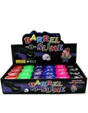 24 Barrel O Slime Goo Mud Putty Gag Kids Joke Toys Prank Party Favors Birthday