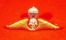 Junior Royal Thai Army Parachutist Wings Badge PIN Thailand Military ปีกร่ม
