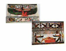 Egyptian Animated Lenticular Postcard Greeting Card - 2 Different Paintings