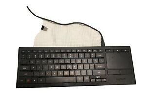 Logitech K830 Illuminated Keyboard