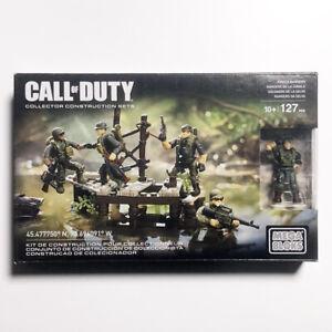Mega Bloks Construx Call of Duty DLC00 Jungle Rangers *Factory New Sealed* Toy