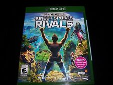 Replacement Case (NO VIDEO GAME) KINECT SPORTS RIVALS XBOX ONE 1