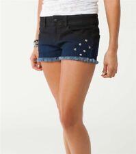 Metal Mulisha Ladies Vices Denim Shorts Size S