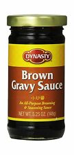 Dynasty Brown Gravy Sauce 5.25 Ounce (Pack of 12) Free Shipping
