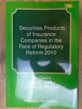 Securities Products of Insurance Companies in the Face of Regulatory Reform 2010