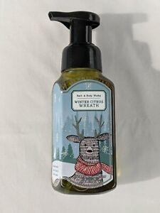 Bath & Body Works Winter Citrus Wreath gentle foaming hand soap, 8.75 oz