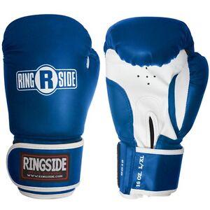 Ringside Boxing Striker Training Gloves - Blue