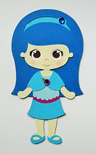 Strawberry Shortcake Blueberry Muffin Paper Doll Scrapbook Embellishment