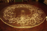 Vetreria Etrusca made in Italy VE pedestal cake platter[10-12]