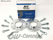12mm Adapterscheiben SCC für BMW X5 X6 74,1 auf 72,6 E70 E71 F15 F16 + Schrauben