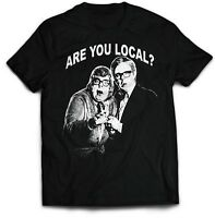 League Of Gentlemen T shirt Funny Tubs & Edward Tattsyrup Are You Local?