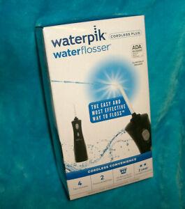 WATERPIK Water Flosser Cordless Plus - WP-462 - Black