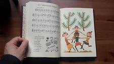 J. H. Montoya 1975 Songbook populaire enfant espagnol 1976 Songbook Montagne