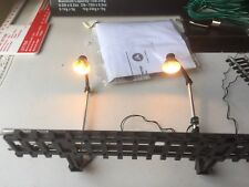 Triang Hornby R266 Station Or Yard Lamps Working