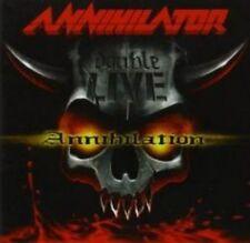 Annihilator - Double Live Annihilation (NEW 2 x CD)