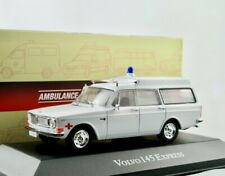 "Volvo 145 Express   1967-1970    ""Ambulance""   /    IXO/Atlas   1:43"