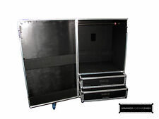 Wardrobe Case W/Drawers (Customizable) Heavy Duty Road Case Made In USA