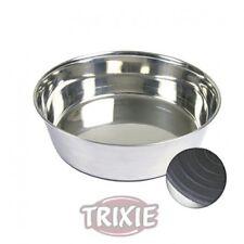 Artículos Trixie de acero inoxidable para gatos