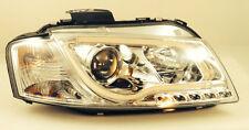 AuCo Light Tube Inside Scheinwerfer Rechts Beifahrerseite passend für Audi A3 8P