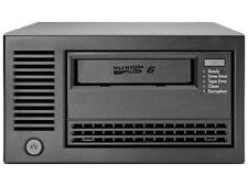 HPE LTO6 External 8G FC FULL SPEED Tape drive Fibre Channel (NEW)
