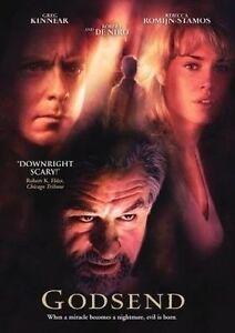 Godsend (DVD, 2004) Rare X rental Thriller Movie - Robert De Niro