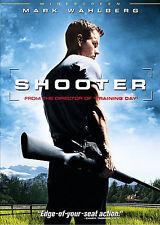 Shooter (DVD, 2007, Widescreen)