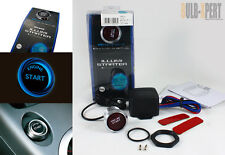 PUSH START IGNITION CONVERSION KIT BUTTON IN BLUE GMC
