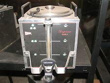 Cecilware CAR-1 Grindmaster Coffee Satellite Server Dispenser 1 ½-Gallon Cap.