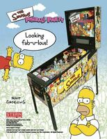 STERN SIMPSONS pinball party eprom rom sound chip set