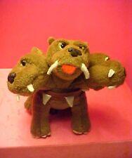 GUND 2000 Harry Potter Plush Fluffy 3 Headed Plush Dog Stuffed Animal